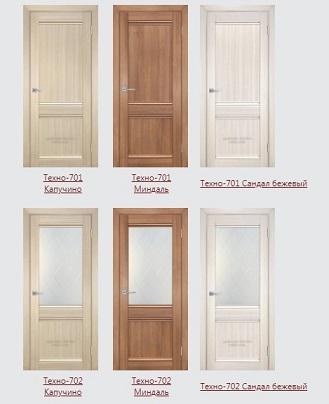 двери техно в домодедово