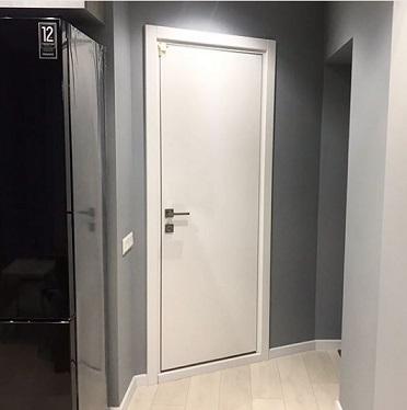 белые двери в домодедово
