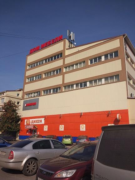 Межкомнатные двери в  Домодедово,3 этаж,вход через Дикси