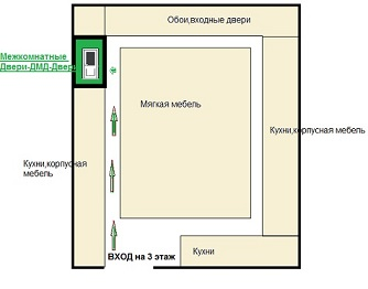 салон дверей в домодедово