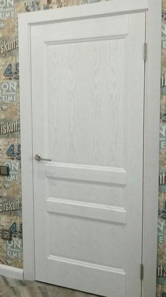 белые двери в домодедово ,двери шпон домодедово